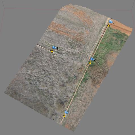 Modelo 3D Georreferenciado