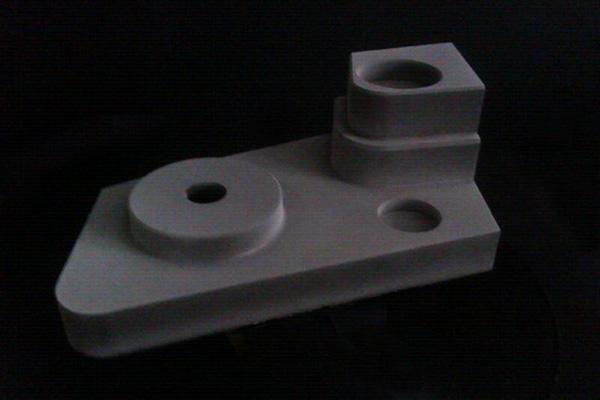 Pieza industrial a aplicar Metrología mediante el Digitalizado 3D