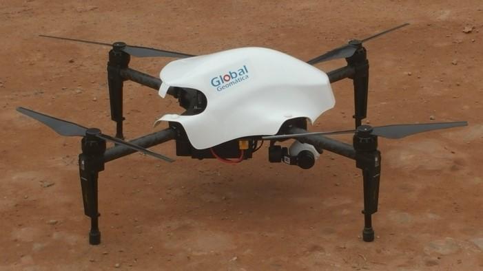 SERVICIOS DE DRONES EN TOPOGRAFÍA: SISTEMAS UAVS