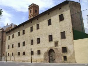 servicios de arqueologia monasterio San Vicente de la Roqueta Valencia.