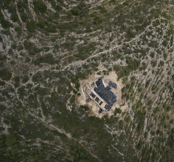 servicios de drones ladera Global Geomática
