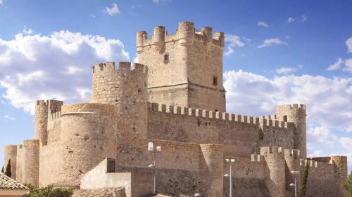 castillos de la comunidad valenciana atalaya villena
