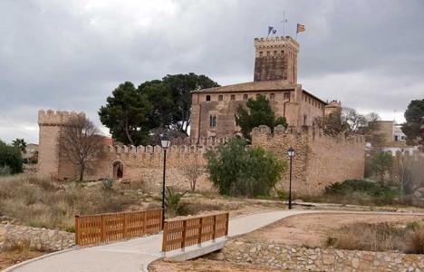 castillos de la comunidad valenciana benisanó