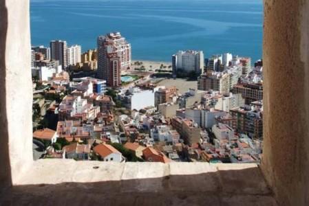 castillos de la comunidad valenciana cullera