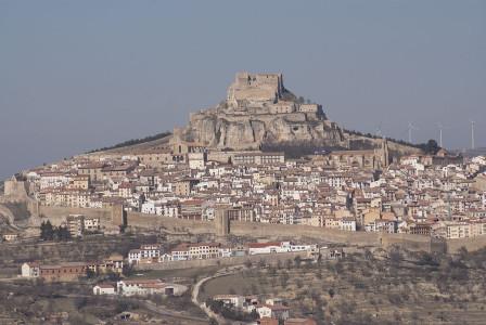 castillos de la comunidad valenciana morella