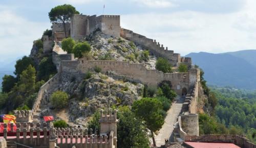 castillos de la comunidad valenciana xativa