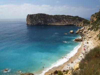 Playas de la Comunidad Valenciana cala Embolo