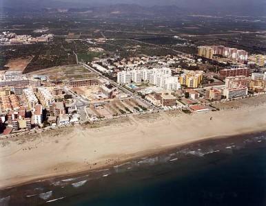 Playas de la Comunidad Valenciana canet
