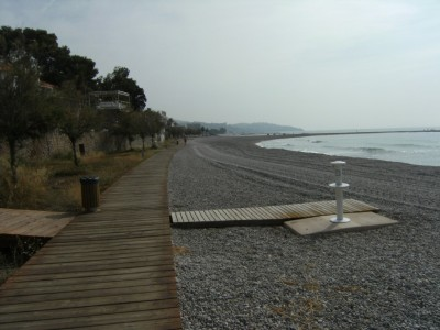 Playas de la Comunidad Valenciana els terrers