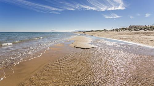Playas de la Comunidad Valenciana playa Terranova