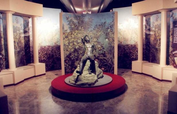 Museo de prehistoria de valencia apolo de pinedo