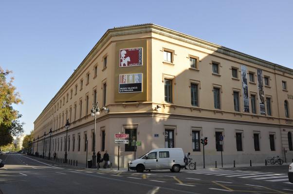 Museo de prehistoria de valencia edificio beneficencia