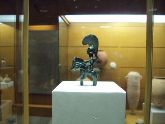 Museo de prehistoria de valencia guerrero de mogente