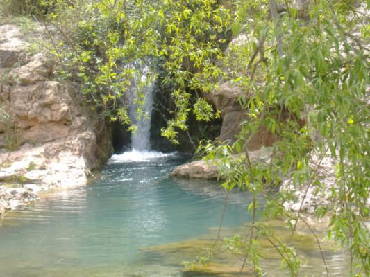Piscinas naturales de la Comunidad Valenciana Tuejar