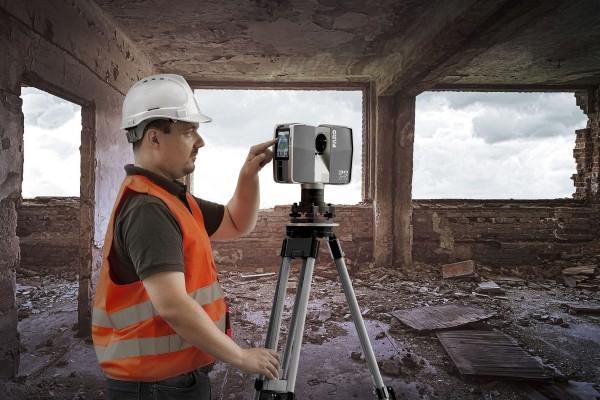 Escáner 3D en arquitectura ventajas