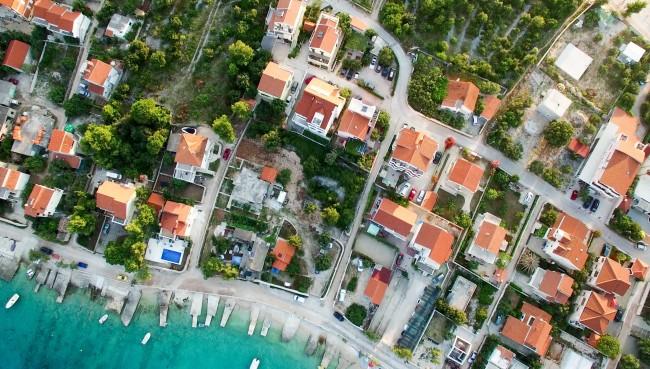 Cartografía y drones planificación de vuelo