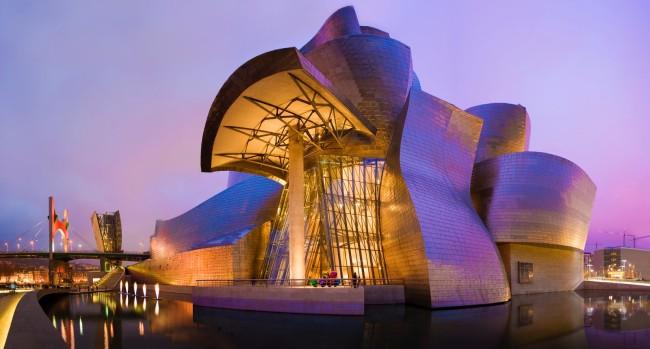 museos más importantes de España museo Guggenheim