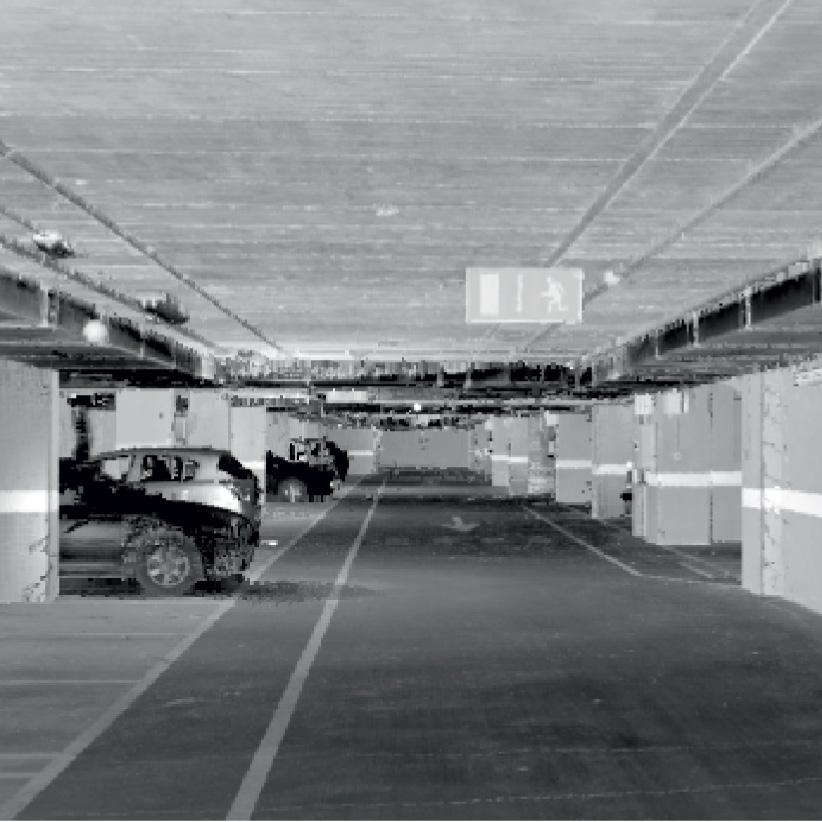 Escáner parking