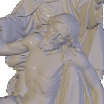 Digitalización escultura